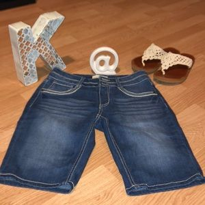 3 for $20 Girls Mudd Jean Shorts